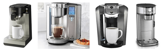Best single serve & single cup coffee maker