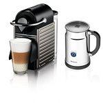 Nespresso Pixie Espresso Maker With Aeroccino Plus Milk Frother Review