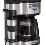 Hamilton Beach 49980Z Single Serve Coffee 2 Way Brewer Review