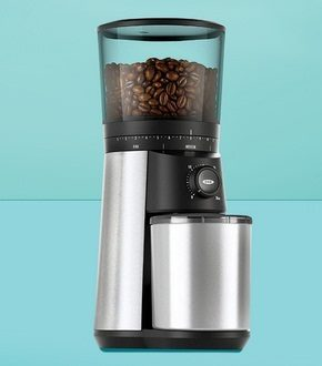 Burr coffee grinders come in a variety of styles and colors